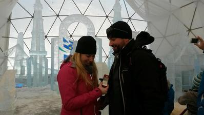 Ľadový dom Hrebienok - Vysoké TA3