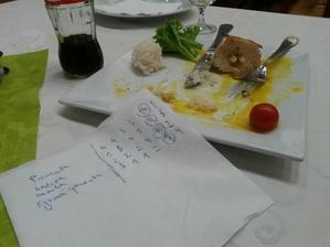 Ochutnávka menu... Ako sa rozhodnúť? Bodovaním a vylučovacou metódou to napokon šlo ľahko :)