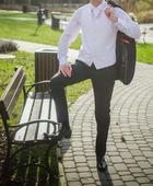Vesta s kravatou pre ženícha, 46