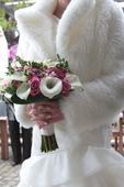 Svatební kožíšek Orsay,