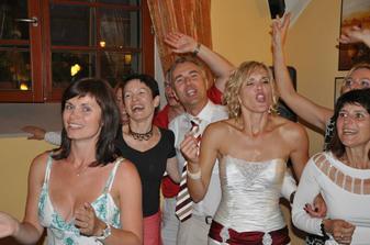 Zpívali jsme opravdu s nadšením :-)