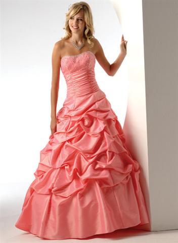 Prípravy na svadbičku - na modelke