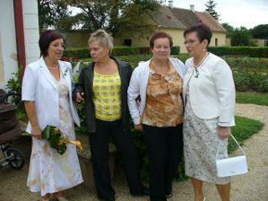 Milované tety s mamkou