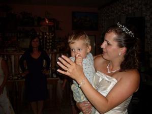 Nevěsta s nejlepším tanečníkem