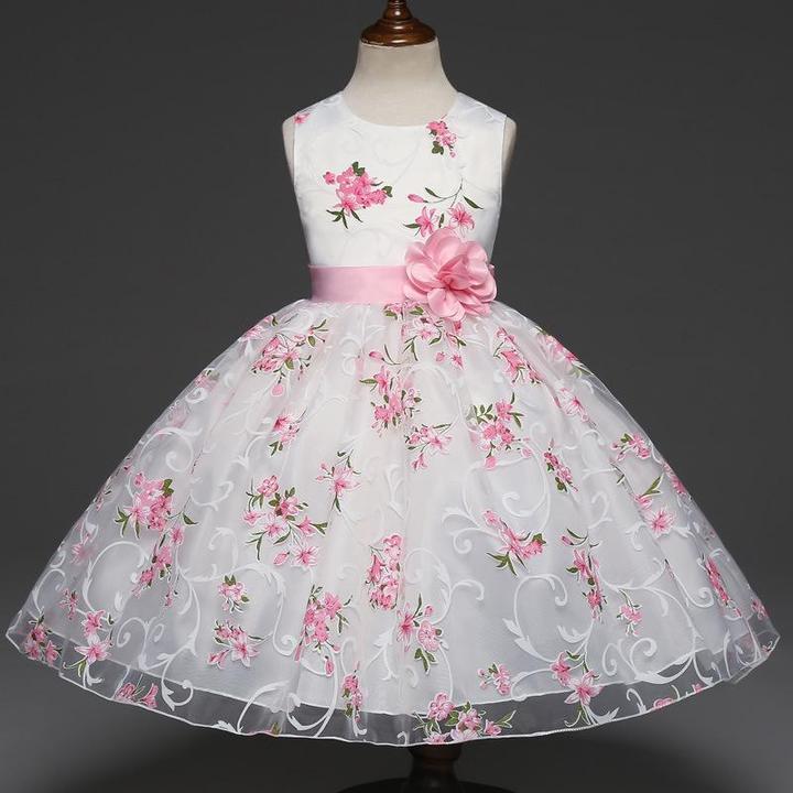 836ab0e16296 Detské šaty - krátke - Detské šaty L1851 (98 - 146)