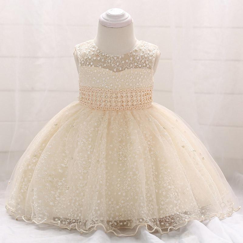 Šaty pre malé princezničky (74 - 98) - Detské šaty L1859XZ (74 - 98) cena 23,90 €