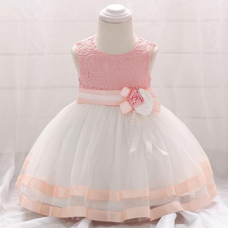 Šaty pre malé princezničky (74 - 98) - Detské šaty L1868XZ (74 - 98) cena 23,90 €