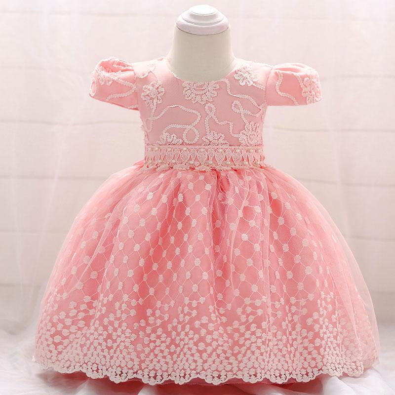 Šaty pre malé princezničky (74 - 98) - Detské šaty L1855XZ (74 - 98) cena 23,90 €