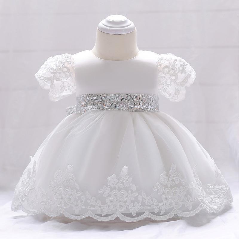 Šaty pre malé princezničky (74 - 98) - Detské šaty L1840XZ (74 - 98) cena 23,90 €
