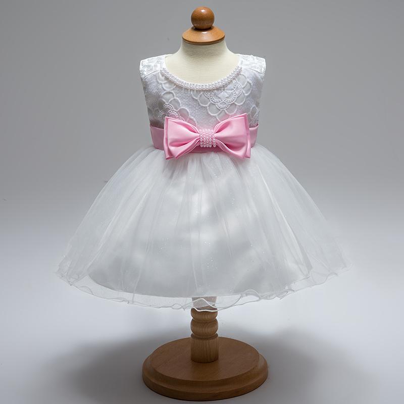 Šaty pre malé princezničky (74 - 98) - Detské šatočky L1833XZ - ružové (74 - 92) cena 20,90 €