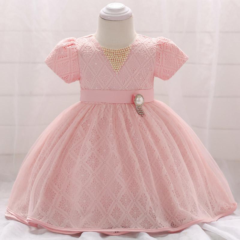 Šaty pre malé princezničky (74 - 98) - Detské šaty L1857XZ (74 - 98) cena 23,90 €