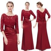 Spoločenské šaty - skladom, S