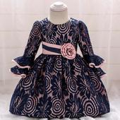 detské šaty L1858XZ (68 - 98), 68