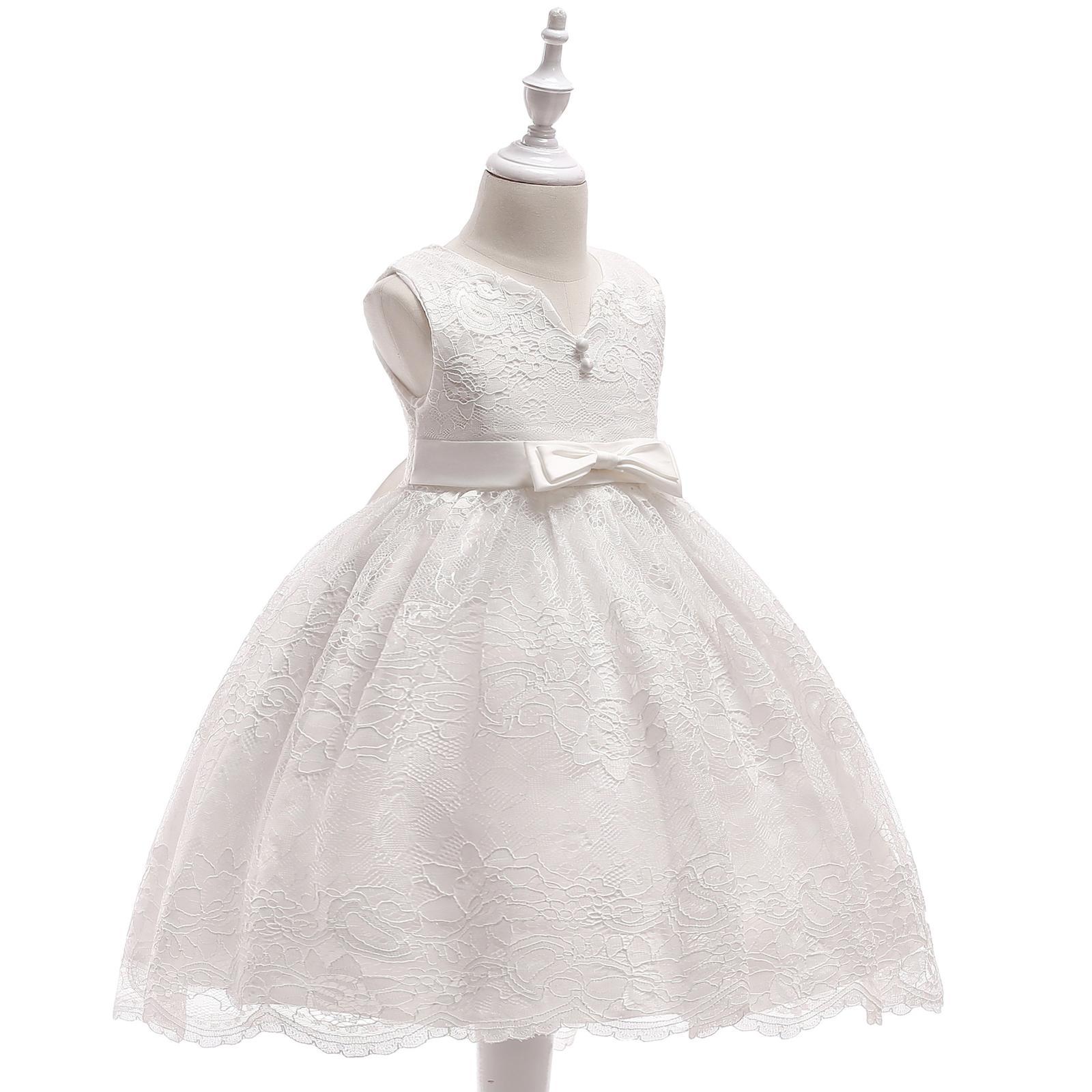 Detské šaty L5020 - skladom - Obrázok č. 2