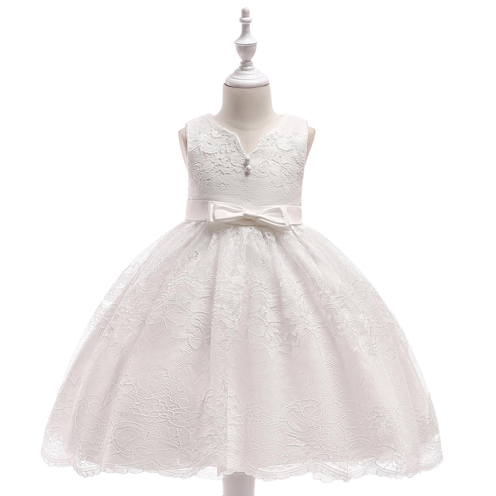 Detské šaty L5020 - skladom - Obrázok č. 1