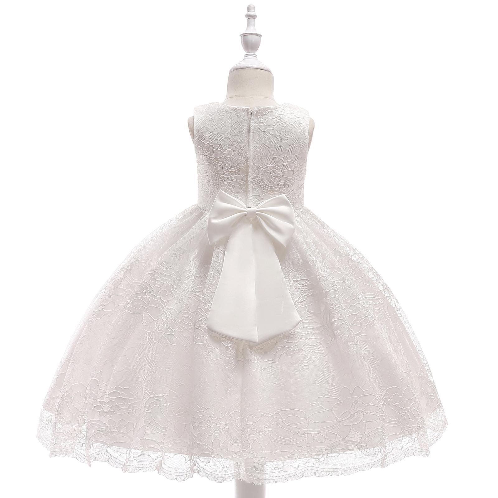 Detské šaty L5020 - skladom - Obrázok č. 3