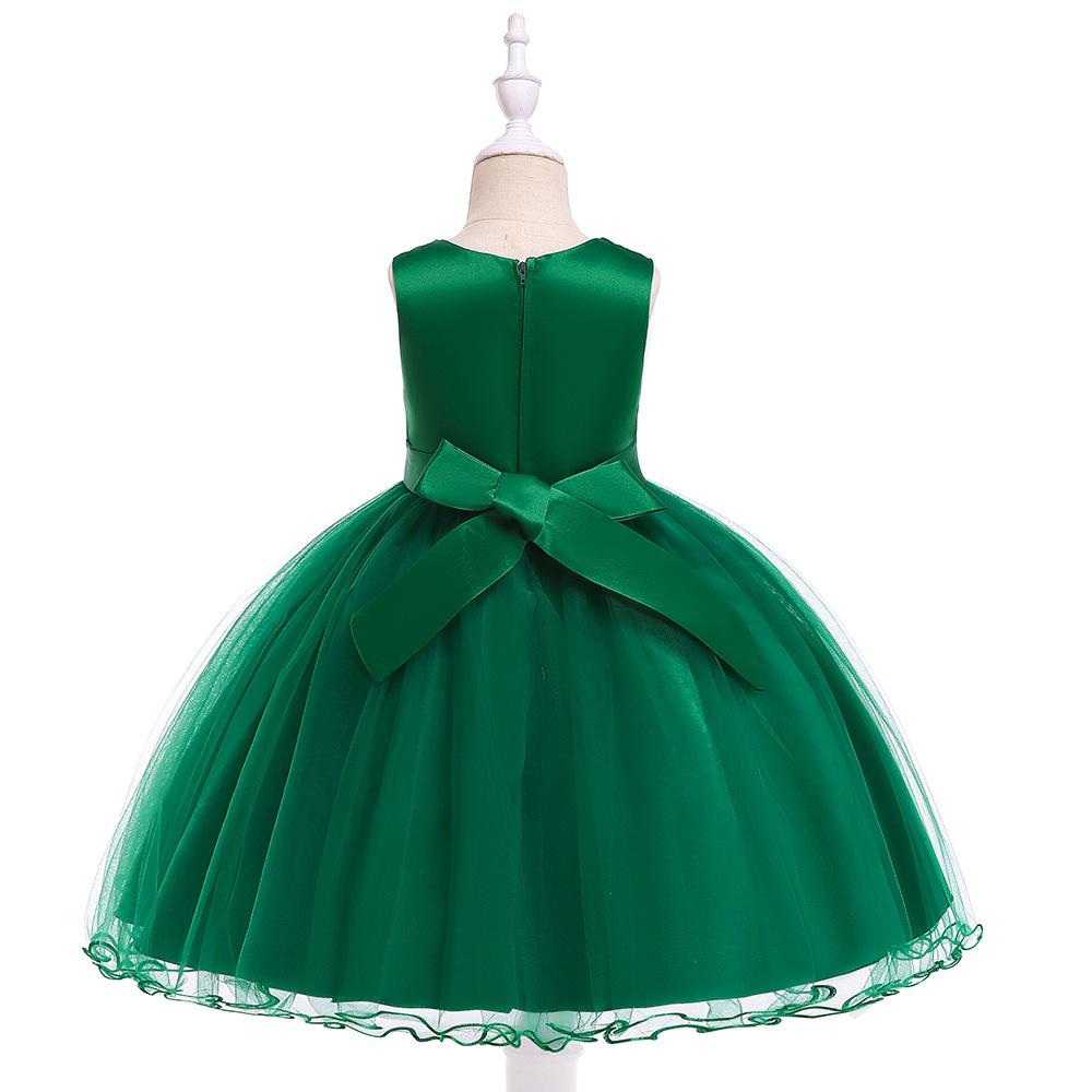 Detské šaty L5060 - skladom - Obrázok č. 3