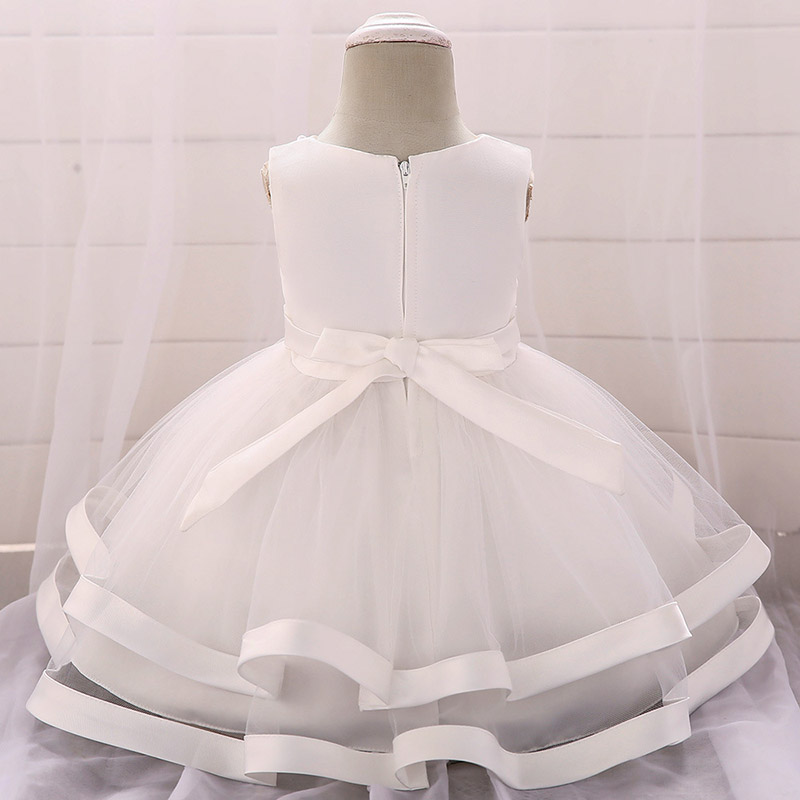 detské šaty L5017XZ - skladom - Obrázok č. 2