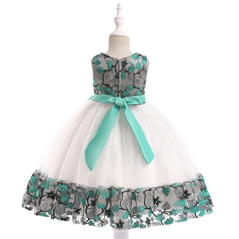 Detské šaty L5045 - skladom - Obrázok č. 3