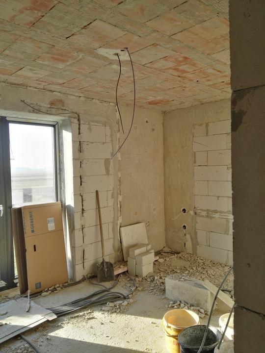 Ten strop by nevyzeral zle ani bez omietky :-)