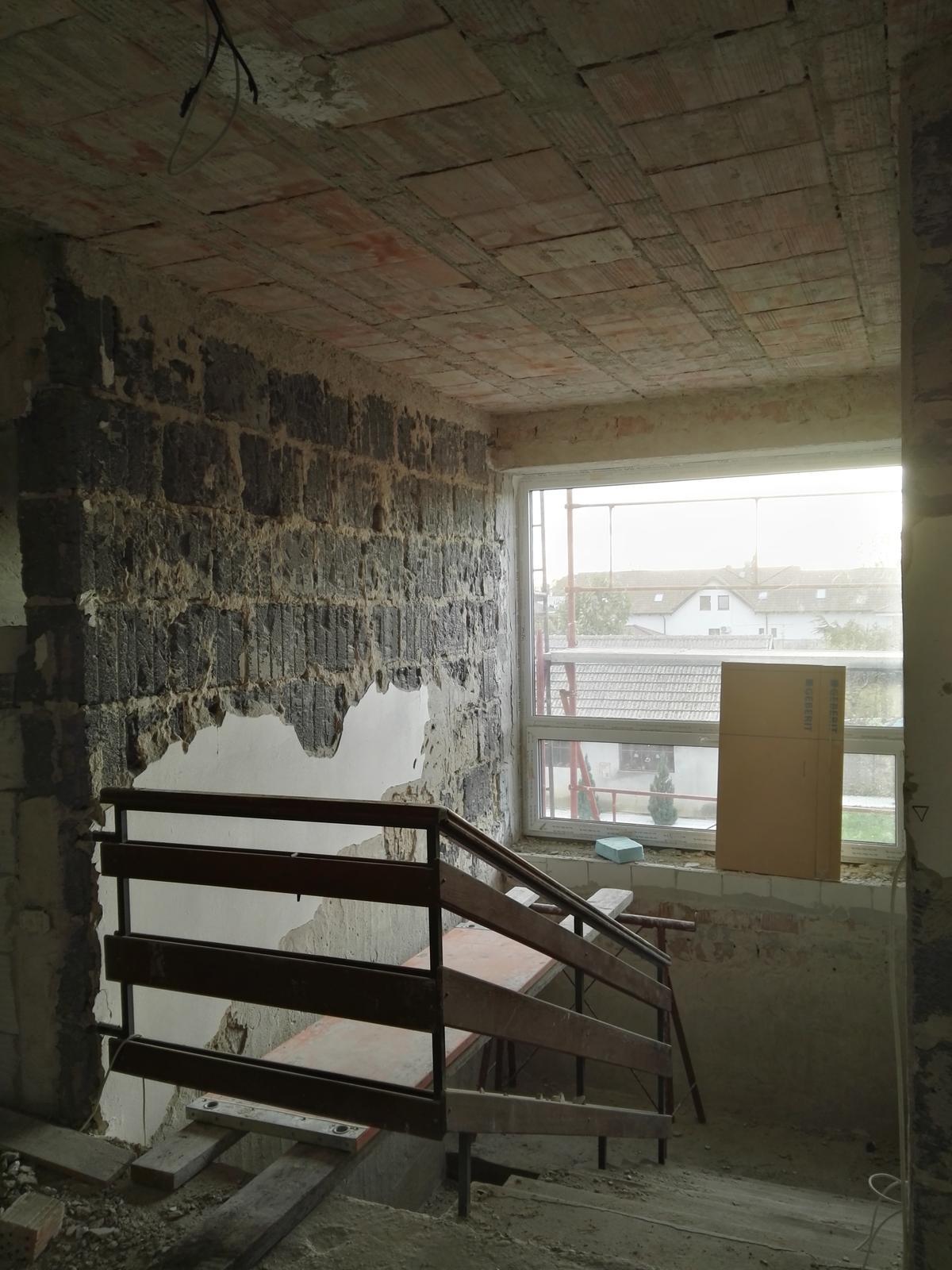 Rekonstrukcia RD - Klesame do bezpecnejsich nadmorskych vysok