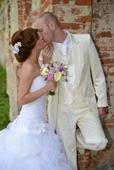 svadobný oblek,vesta,kravata,opasok,topánky, 44