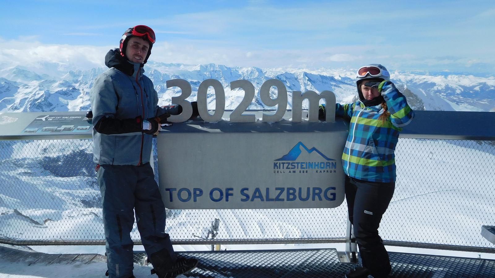 ♥M+P♥ Přípravy - Kitzsteinhorn - tam to všechno začalo, moje drahá polovička se rozhodla že mě požádá o ruku ve 3000 metrech na ledovci :-D Někdo má zásnuby na Eiffelovce v Paříži já na ledovci v Rakousku, opravdu silný zážitek s takovým výhledem :-)