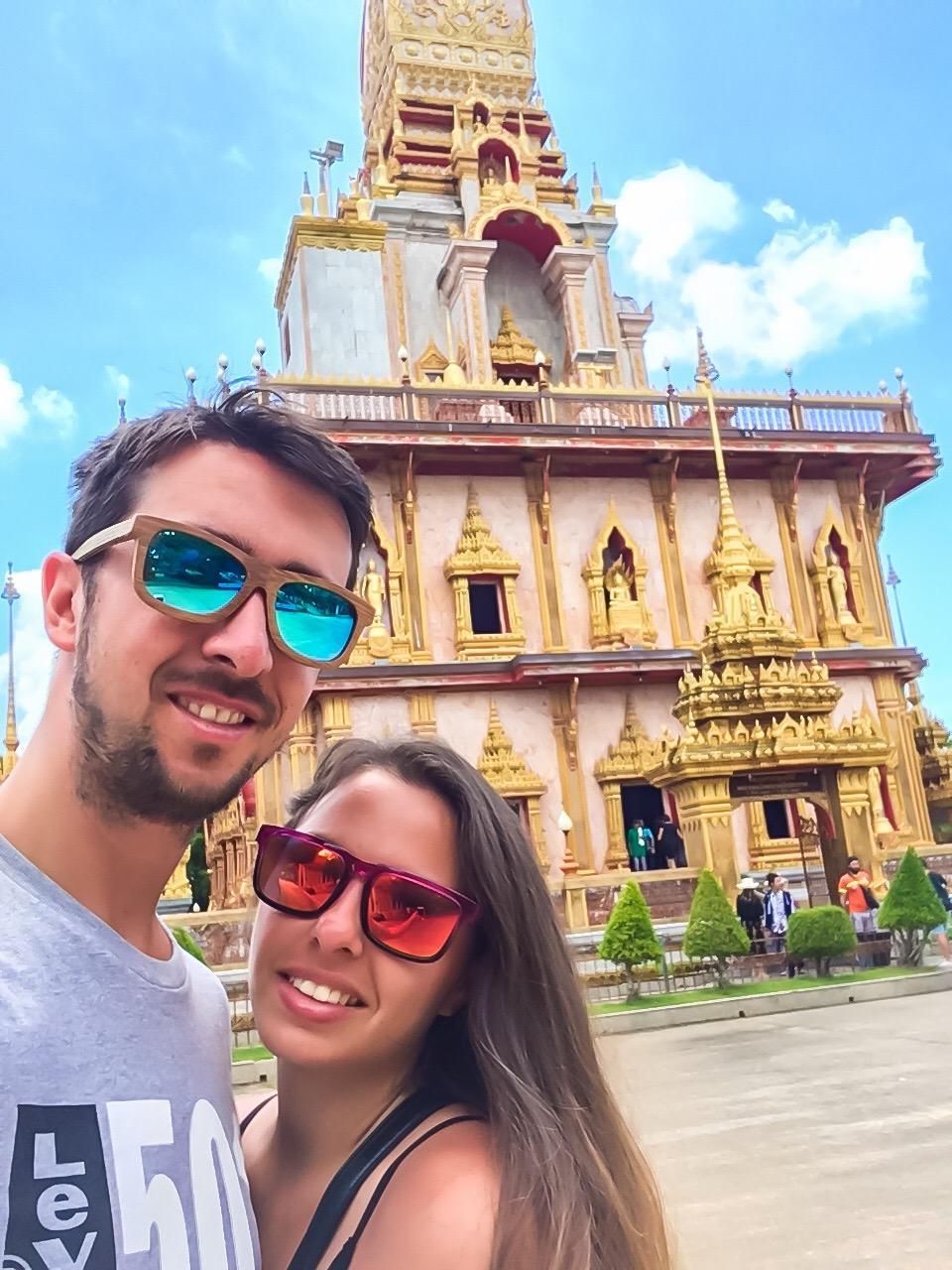 Monika {{_AND_}}Pavel - Naše Líbánky v Thajsku :-) ♥ bylo tam nádherně..