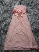 Spoločenské šaty so stuhou, 38