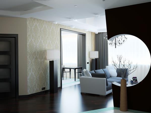 Inšpirácia - Obývačky - Obrázok č. 33
