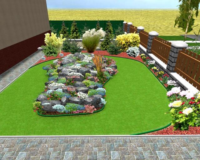 Inšpirácia - záhrada - Obrázok č. 55