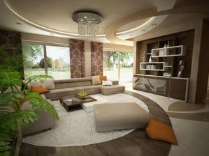 Inšpirácia - Obývačky - Obrázok č. 90