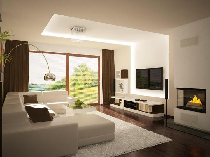 Inšpirácia - Obývačky - Obrázok č. 102