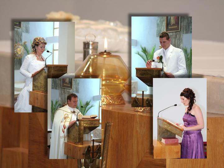 Naša svadobná kniha - Obrázok č. 11