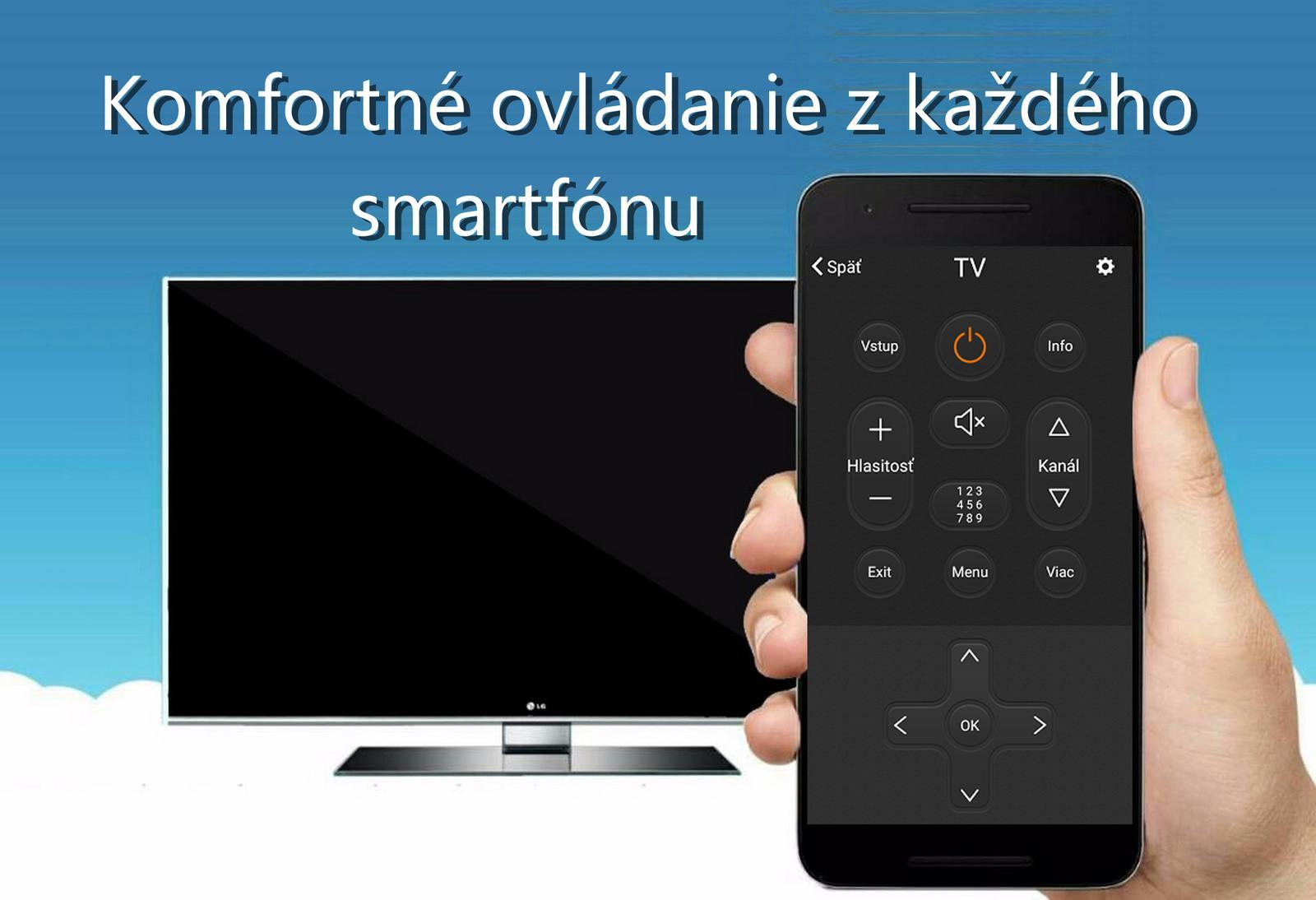 smartcomfort - Nepotrebujete infra