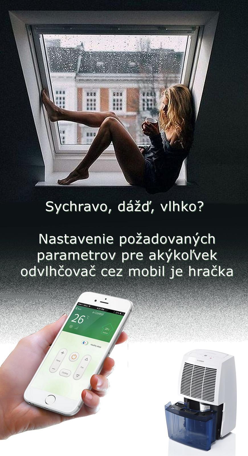 smartcomfort - Máte napríklad odvhlčovač z Lidla?