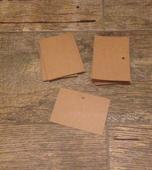 Kartičky na jména či vzkazy,