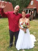 Svatební šaty SPOSA, 40