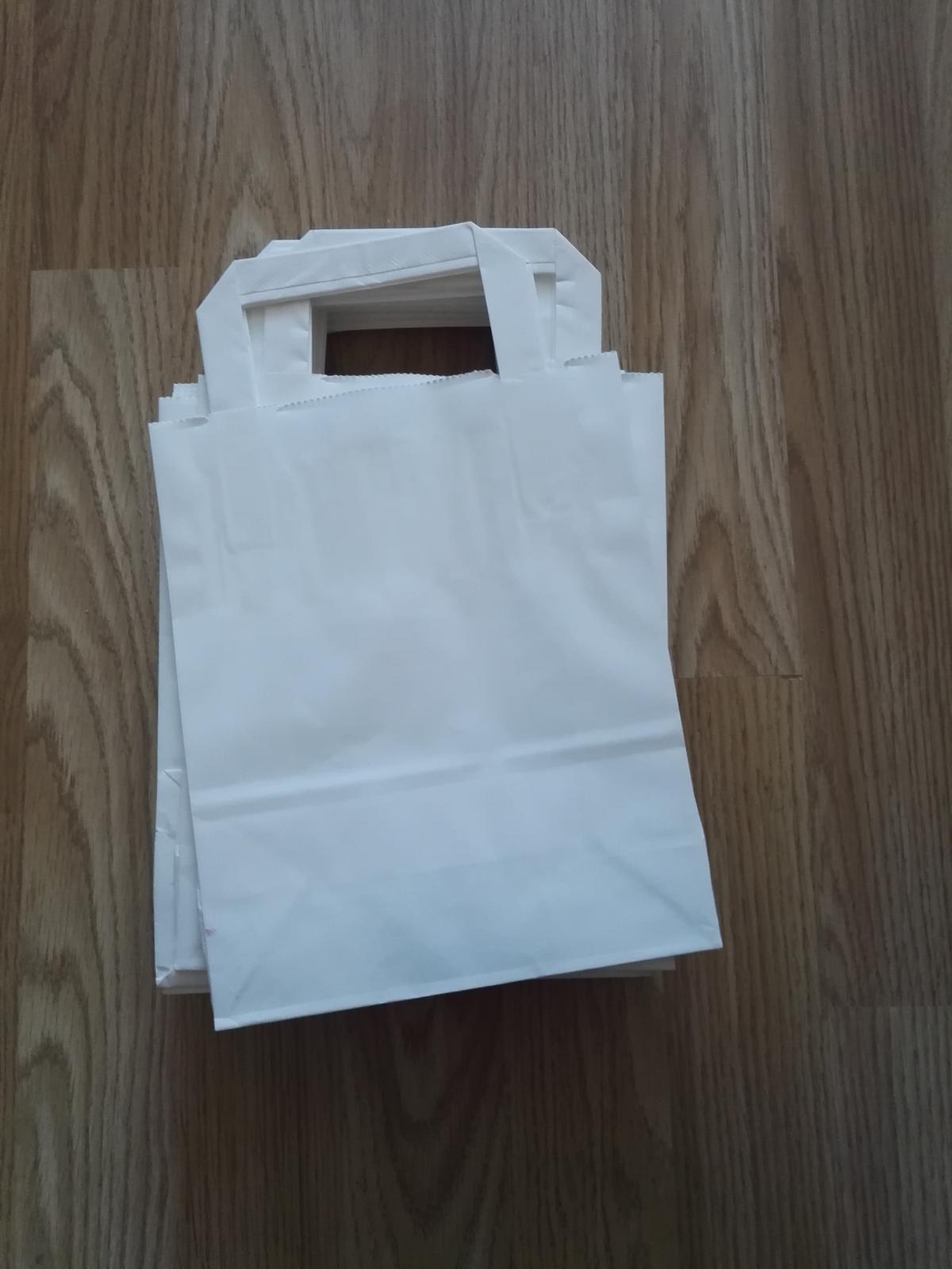 Papierové tašky - Obrázok č. 1