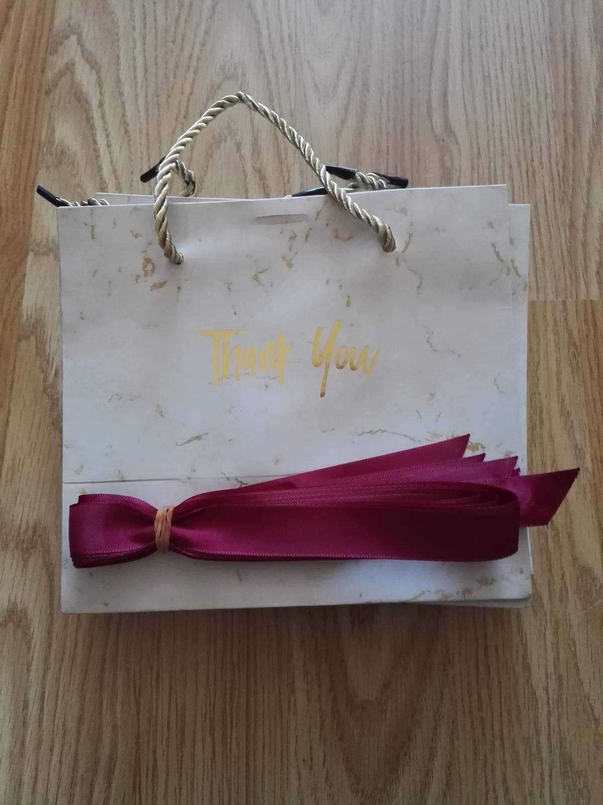 Darčekové tašky - Obrázok č. 1