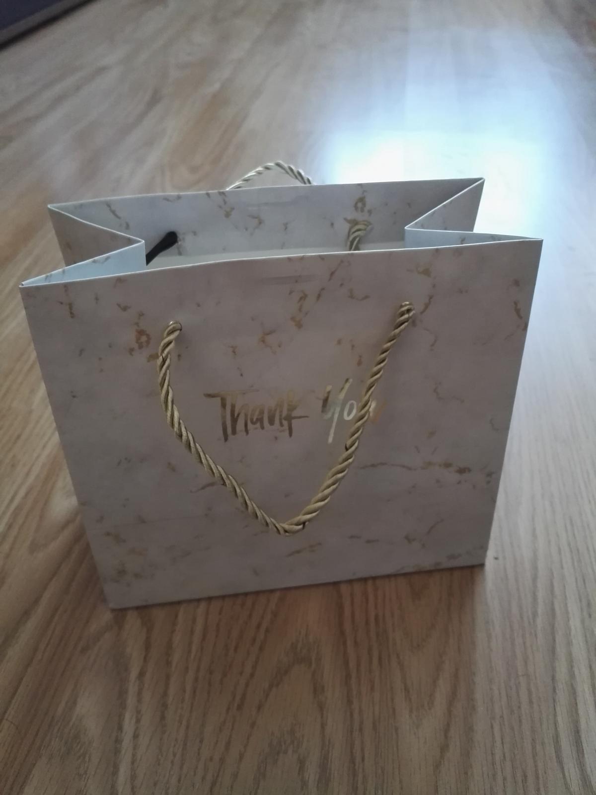 Darčekové tašky - Obrázok č. 3