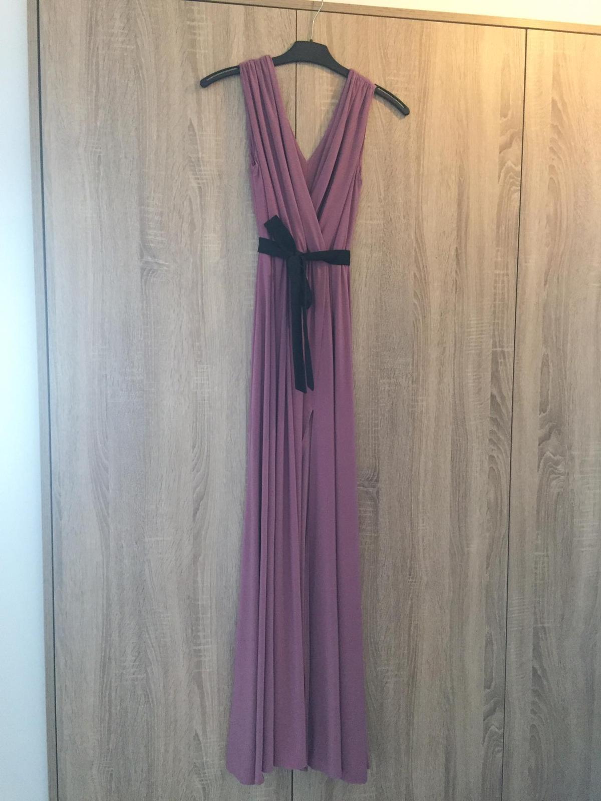 Dámské dlouhé šaty - Obrázek č. 4