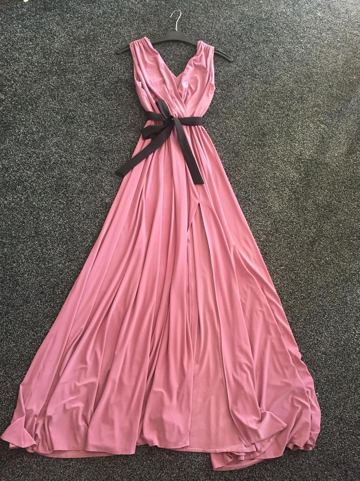 Dámské dlouhé šaty - Obrázek č. 1