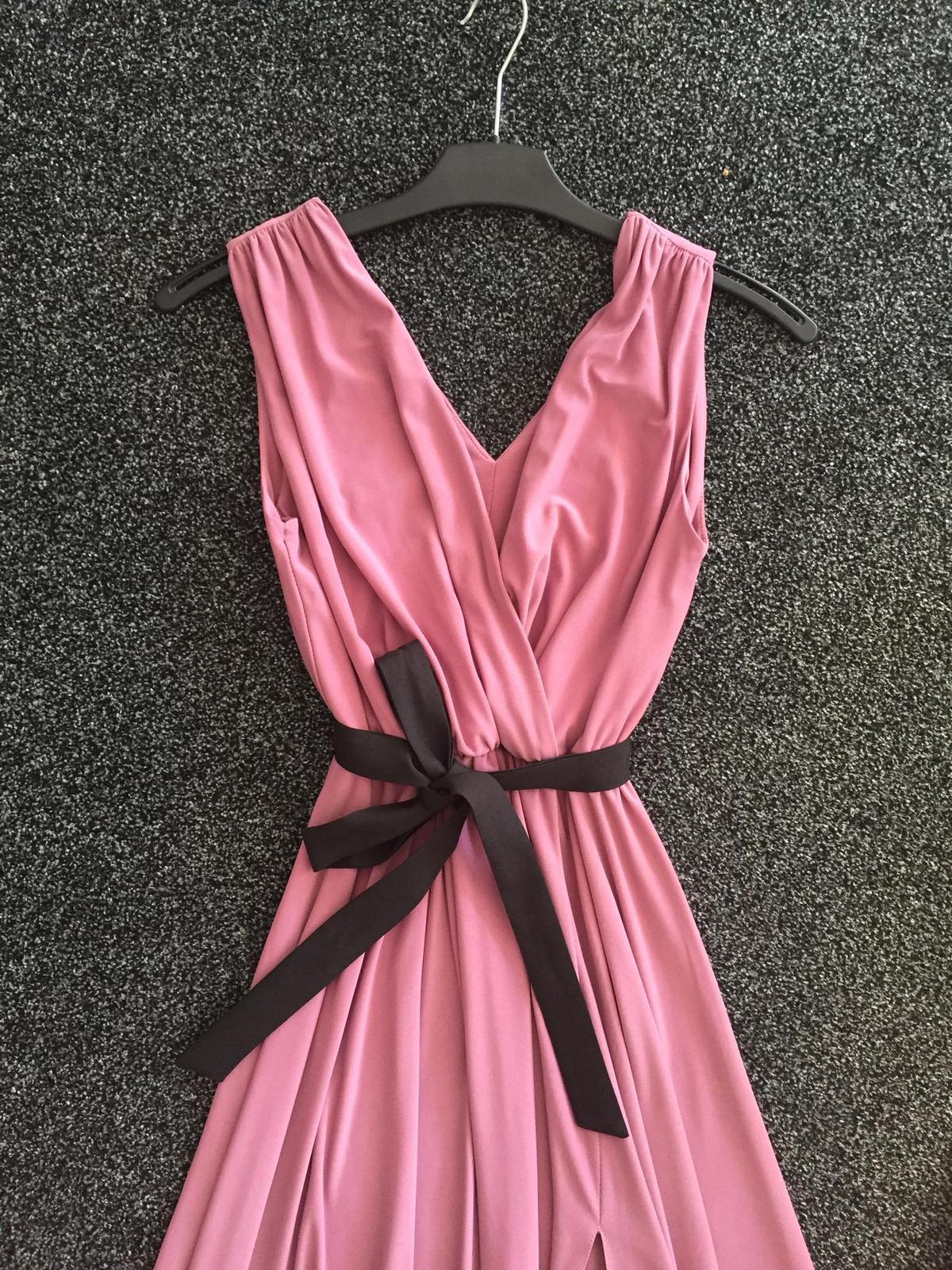 Dámské dlouhé šaty - Obrázek č. 2