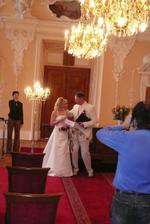už novomanželé a moje slzy štěstí