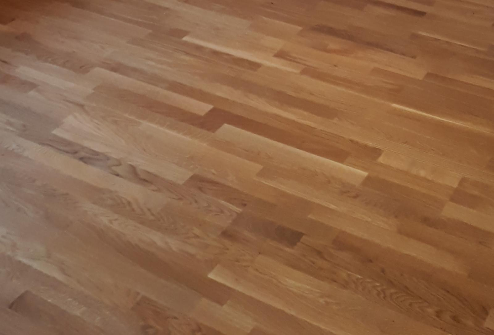Predám drevenú podlahu - Obrázok č. 1