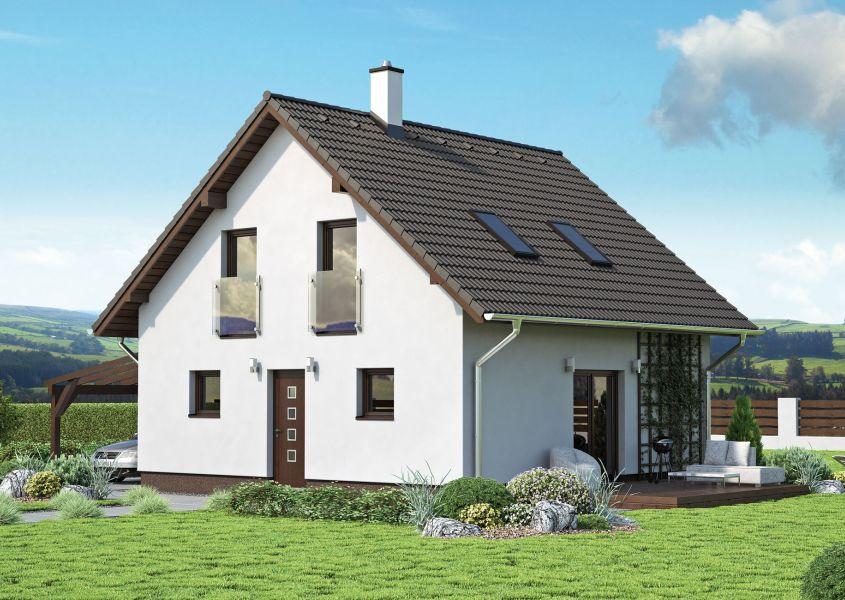 Typový dům Proteus - Obrázek č. 1