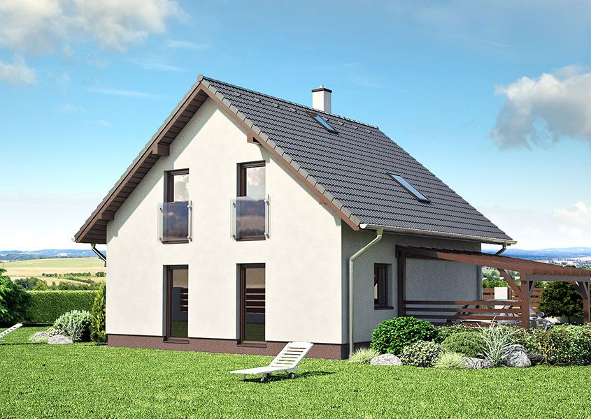 Typový dům Proteus - Obrázek č. 2