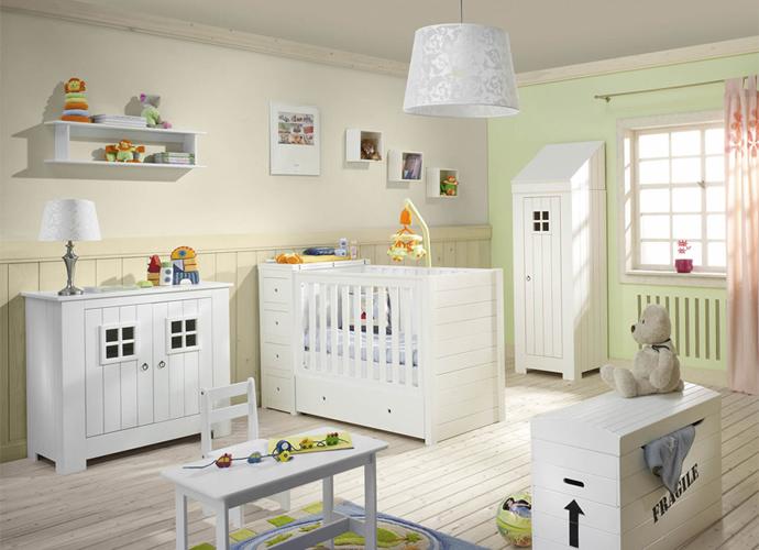 Nábytok pre najmenších - CARPENTER - Obrázok č. 1