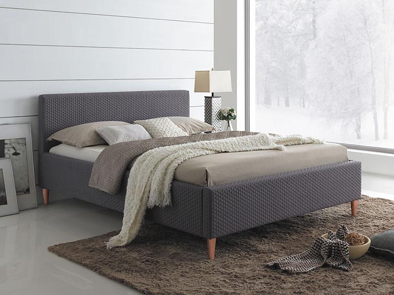 Škandinávske postele - posteľ SEUL 160 x 200 cm cena 272,90 €